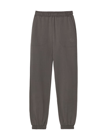 Organic Cotton Track Pant - Earth