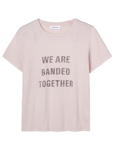 Together Tee- Ecru