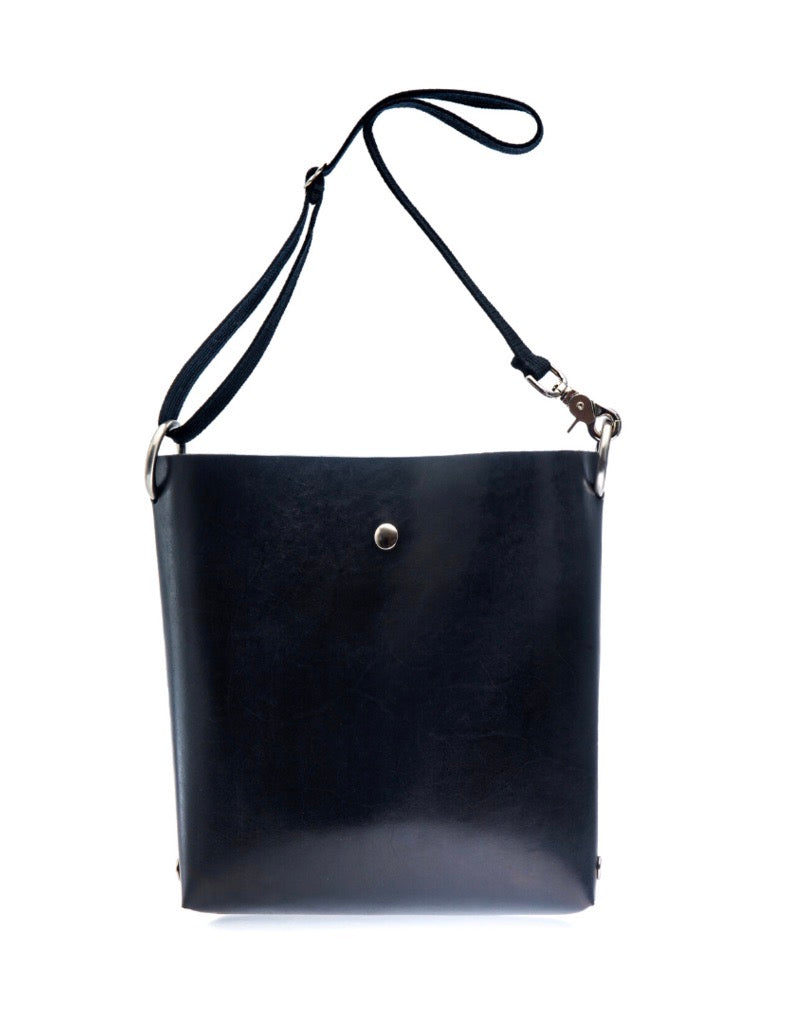Shoulder Bag - Black -KATYA KOMAROVA