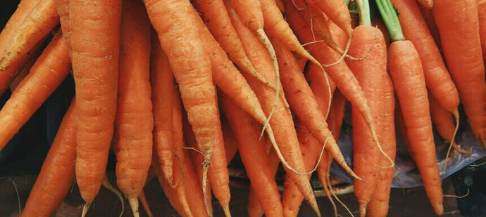 The Benefits Of Carrot For Your Hair And Skin