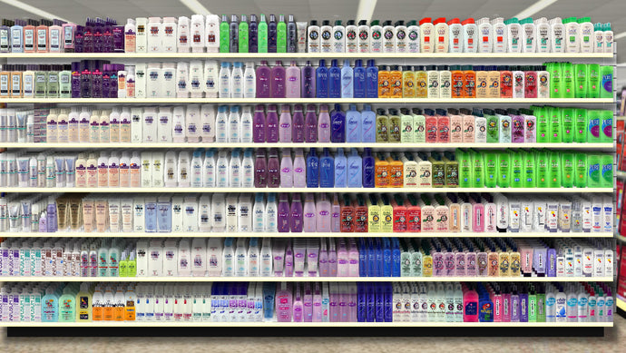 4 Shocking Truths About Supermarket Shampoos