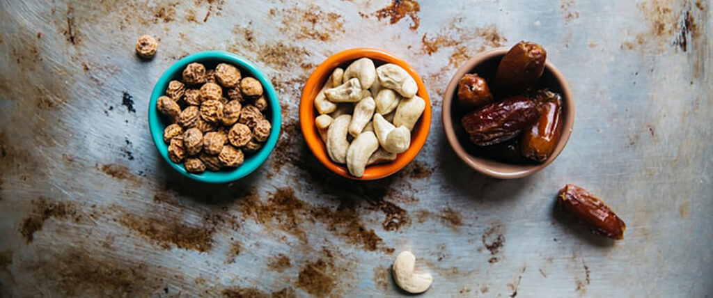 nuts dates