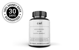 Cel Advanced Hair Supplement (60 Capsules)