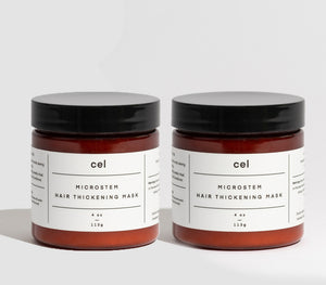 2x Cel Advanced Hair Mask (30 Day subscription)
