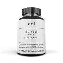 Load image into Gallery viewer, Cel Advanced Hair Supplement Upsell