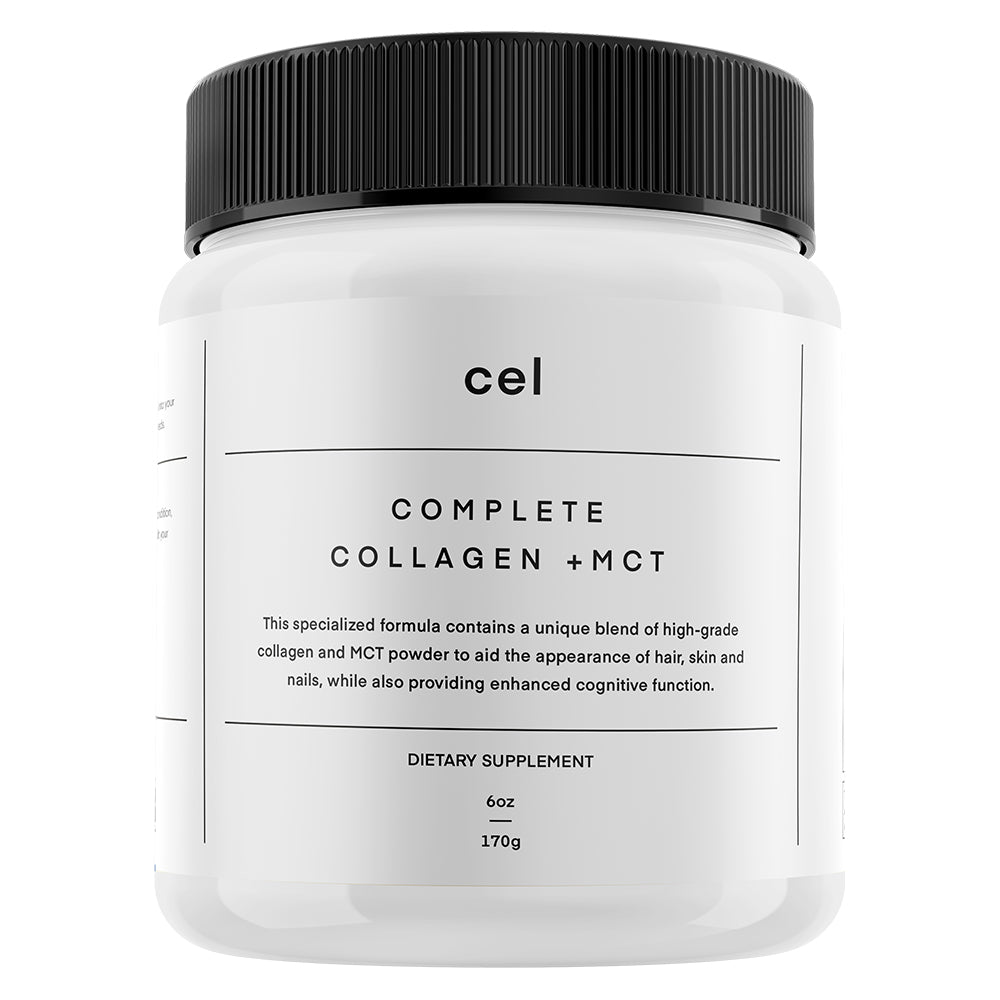 Complete Collagen + MCT UPSELL CMS