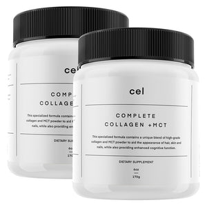 2 x Complete Collagen + MCT