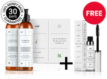Load image into Gallery viewer, Hair Stimulation Pack + Hair Stimulation Formula Bundle + Free Gift