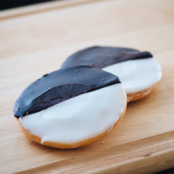 Black & White Cookie 12-Pack