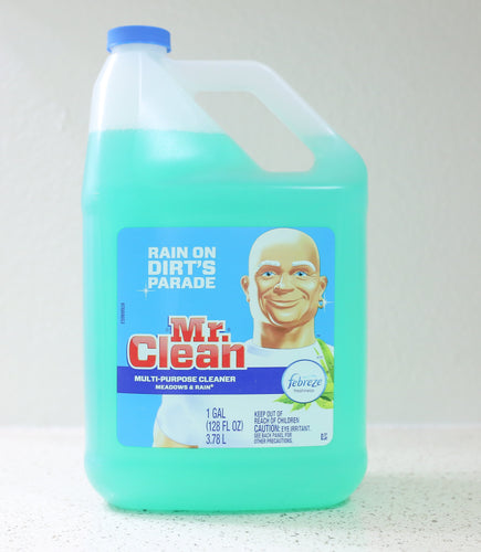Mr. Clean Multi-Purpose Cleaner Febreze Freshness 1 Gallon