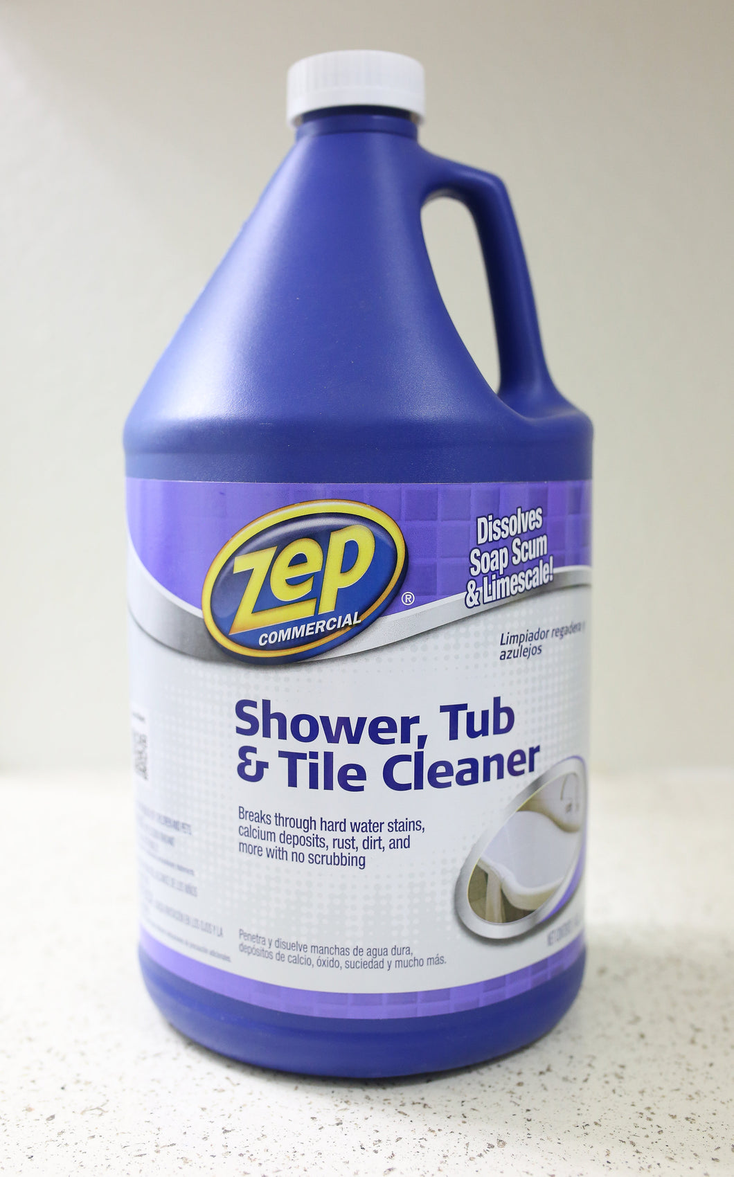 Zep Shower, Tub, & Tile Cleaner 1 Gallon – Vacation Angels