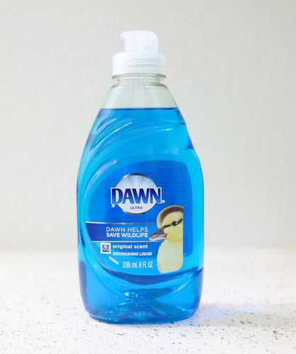 Dishwashing Liquid Soap Original Scent Ultra Dawn 8 FL OZ