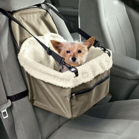 Pet Carrier For Seat - My Loving Pets
