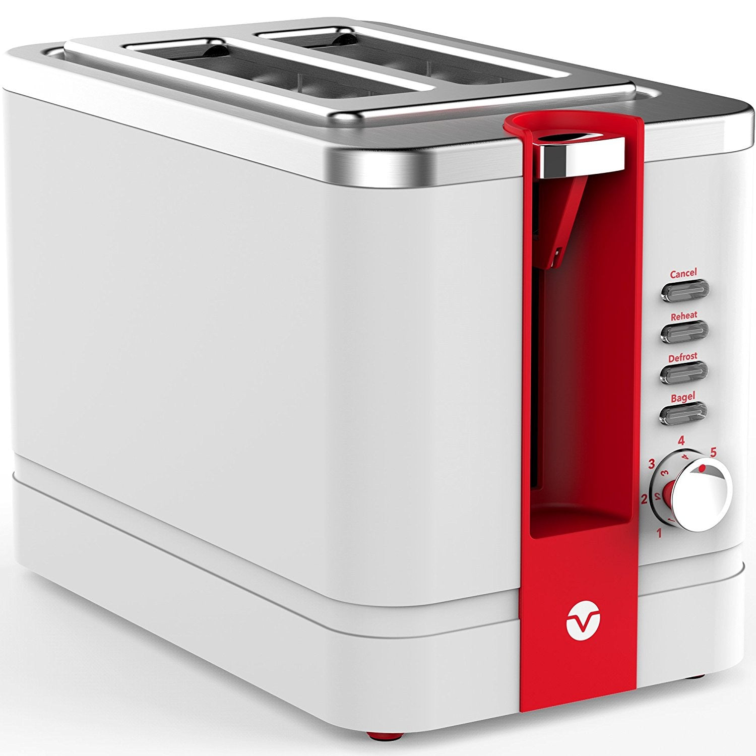 toaster red swan slice toasters retro z