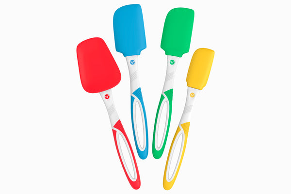 Fliptastic Four Spatula Set