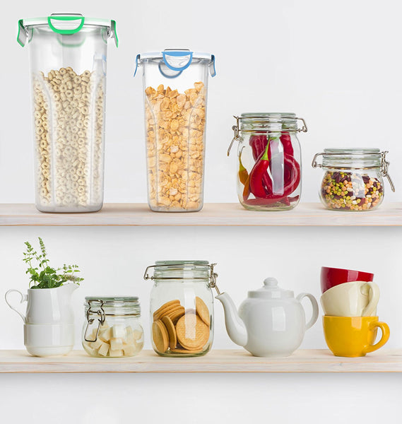 Cereal Daters Containers