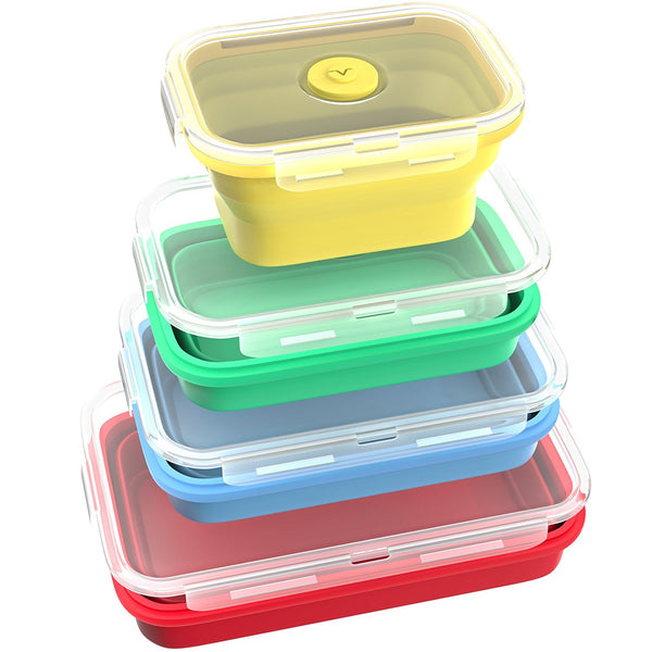 Silicone Food Storage