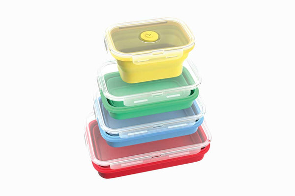 The Collapsibles 4 Piece Container Set