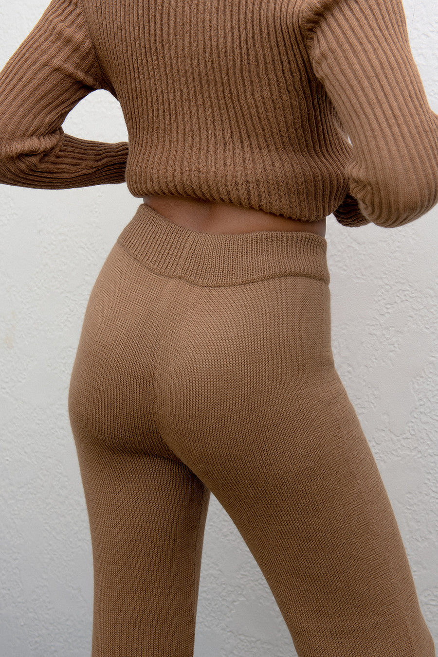 Straight Pant : Fawn