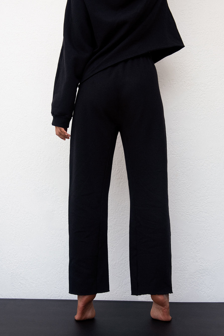 Easy Sweatpant : Black