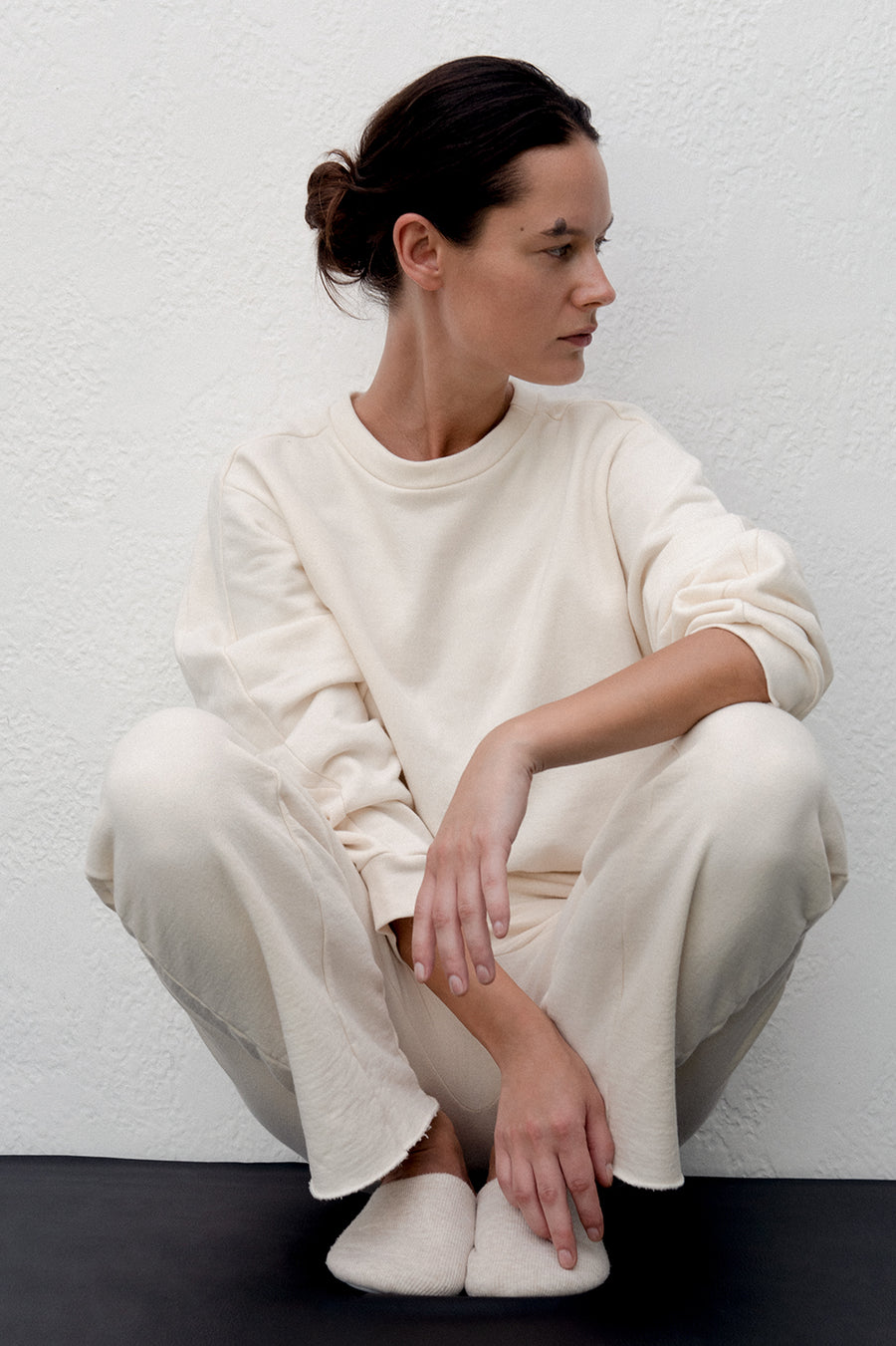 Easy Winter Sweatshirt : Natural