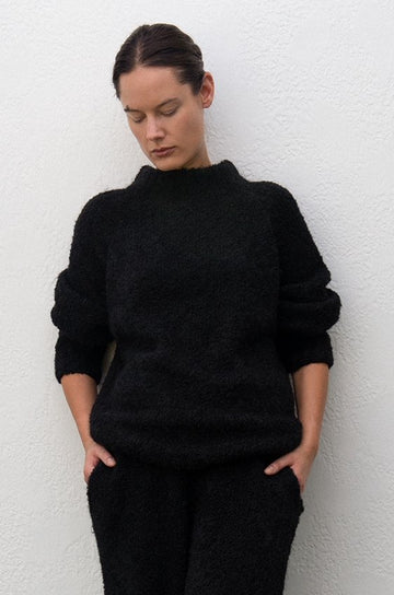 Lounge Pullover : Onyx