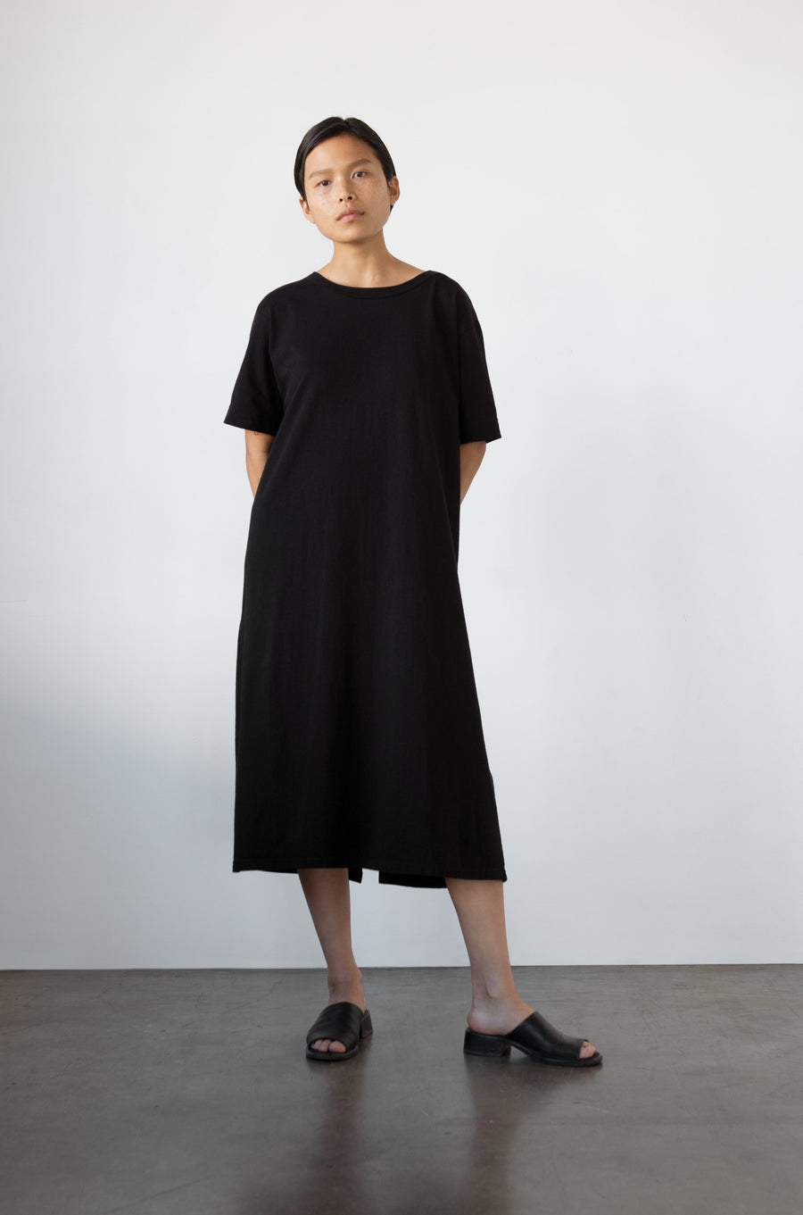 Easy Dress : Black