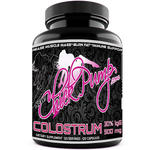 ChickPump Colostrum 30% IgG - Lean Muscle Growth after Exercise