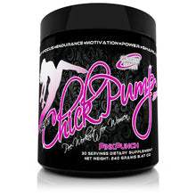 Chick Pump™ Pre Workout for Women - Luscious Lemonade - 30 Servings - ChickPump