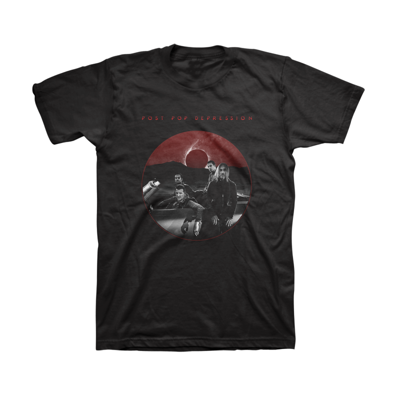 Eclipse Unisex Tee - Post Pop Depression