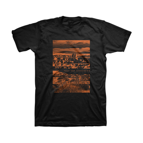 Desert Unisex Tee - Post Pop Depression