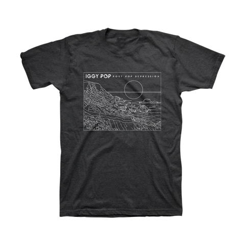 Shoreline Unisex Tee - Post Pop Depression