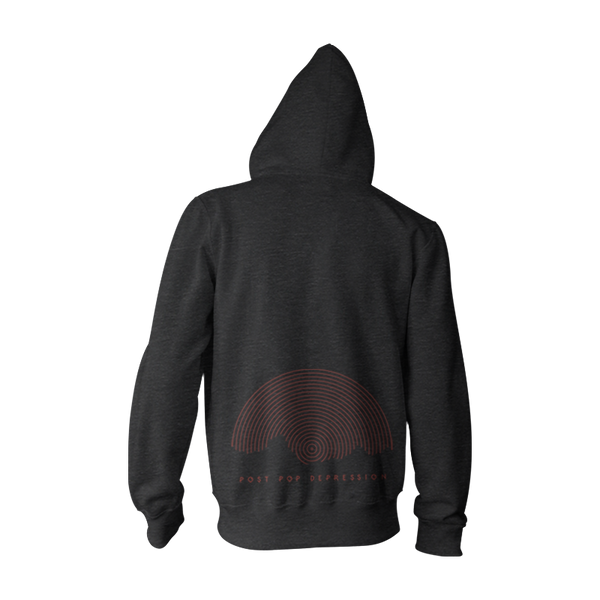 Circles Hoodie - Post Pop Depression - 2