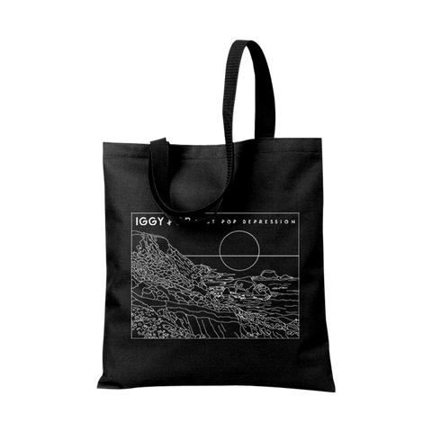 Shoreline Tote Bag - Post Pop Depression
