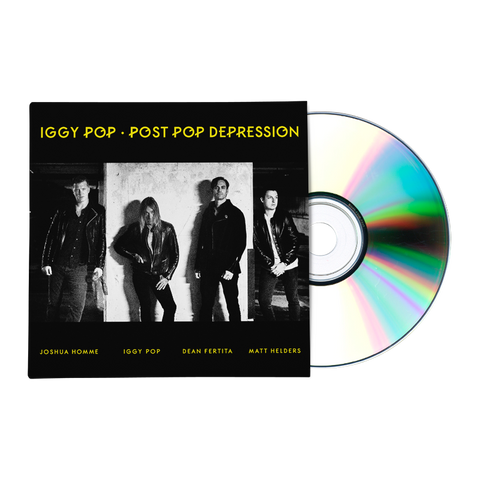 Post Pop Depression CD - Post Pop Depression