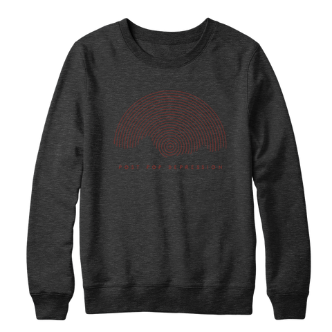 Circles Crewneck Sweatshirt - Post Pop Depression
