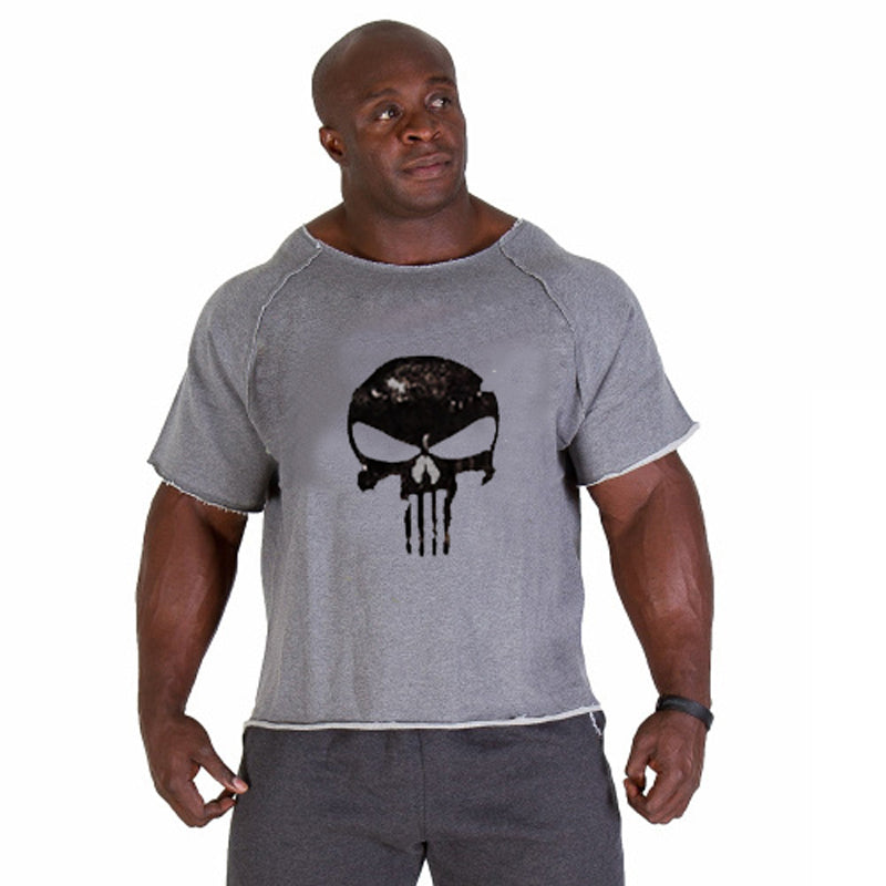 Men's Bodybuilding & Workout T-Shirt