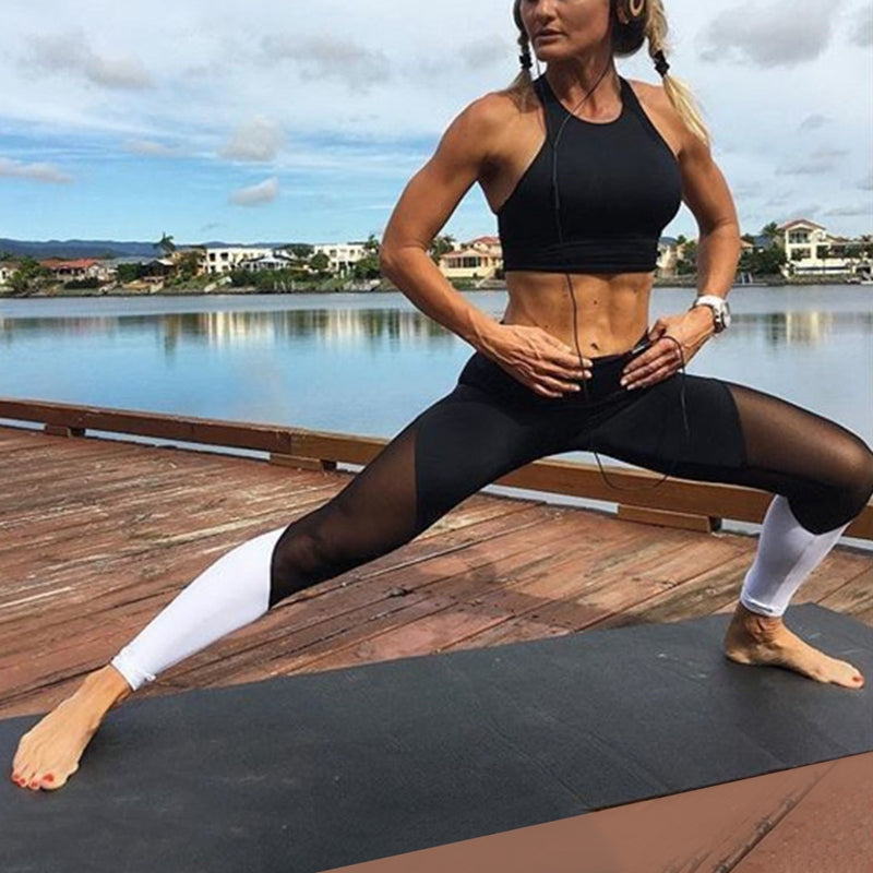 Women Sport Fitness Yoga Pants