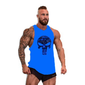 Men Bodybuilding Tank Top
