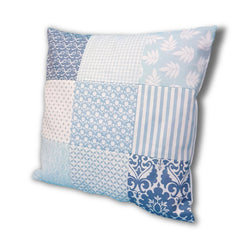 Beginner's Patchwork Cushion Kit - Vera Fabrics