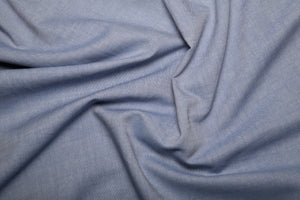100% Cotton Cotton Chambray 60""