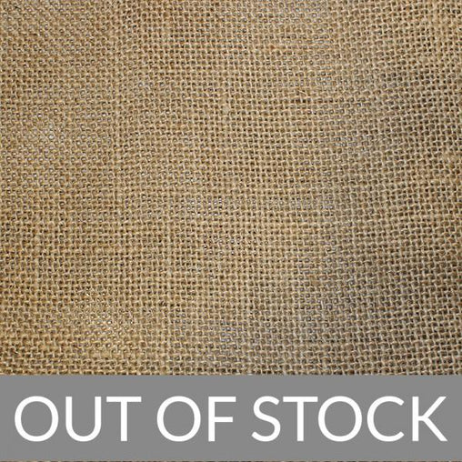 100% Jute Hessian – Luxury 56""