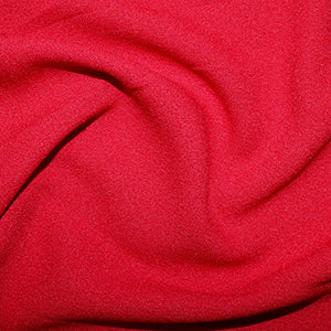 "100% Polyester Fashion Crepe 59"" - 6 Colours"