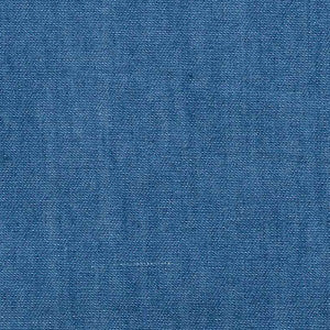 4oz Lightweight Pre-washed 100% Cotton Denim Fabric - Medium - Vera Fabrics