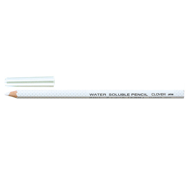 Pencil - Water Soluble - White - Vera Fabrics