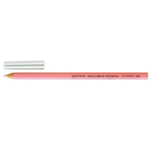 Pencil - Water Soluble - Pink - Vera Fabrics