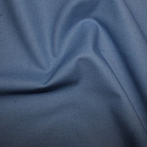 100% True Craft Cotton - Cadet Blue - Vera Fabrics