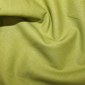 100% True Craft Cotton - Chartreuse Green - Vera Fabrics