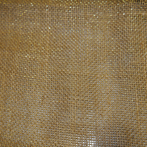 "100% Jute Hessian – Lurex 58"" - 2 Colours"