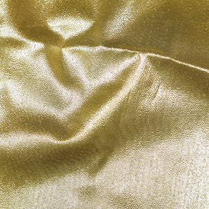 "Nylon/Metallic Paper Lame 44"" - 6 Colours"